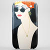 HIPPY GIRL Phone Case