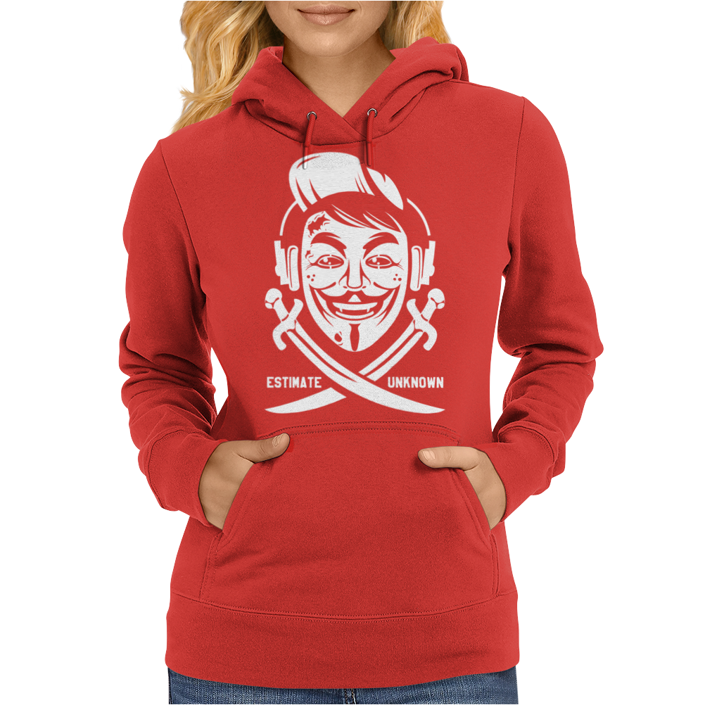 Hips Anonymous Womens Hoodie