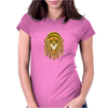 Hipster - Rastalion Womens Fitted T-Shirt