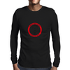 hipsters black Mens Long Sleeve T-Shirt