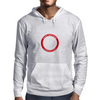 hipsters white Mens Hoodie