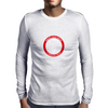 hipsters white Mens Long Sleeve T-Shirt