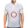 hipsters white Mens Polo