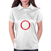 hipsters white Womens Polo