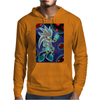 His Power within +Silver the Hedgehog+ Mens Hoodie