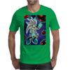 His Power within +Silver the Hedgehog+ Mens T-Shirt