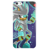 His Power within +Silver the Hedgehog+ Phone Case