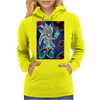 His Power within +Silver the Hedgehog+ Womens Hoodie