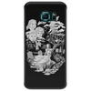Hispanic Legend La Llorona (black and white) Phone Case