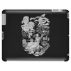 Hispanic Legend La Llorona (black and white) Tablet