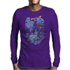 Hispanic Legend La Llorona (purple) Mens Long Sleeve T-Shirt