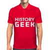 History Gee Mens Polo