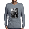 Hitler Take The Mickey Phone Comedy Mens Long Sleeve T-Shirt