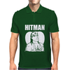 Hitman Hart Funny Mens Polo