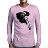 Hitman inspired design Mens Long Sleeve T-Shirt