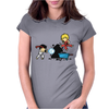 hits Womens Fitted T-Shirt