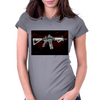 HK416 Concept Womens Fitted T-Shirt