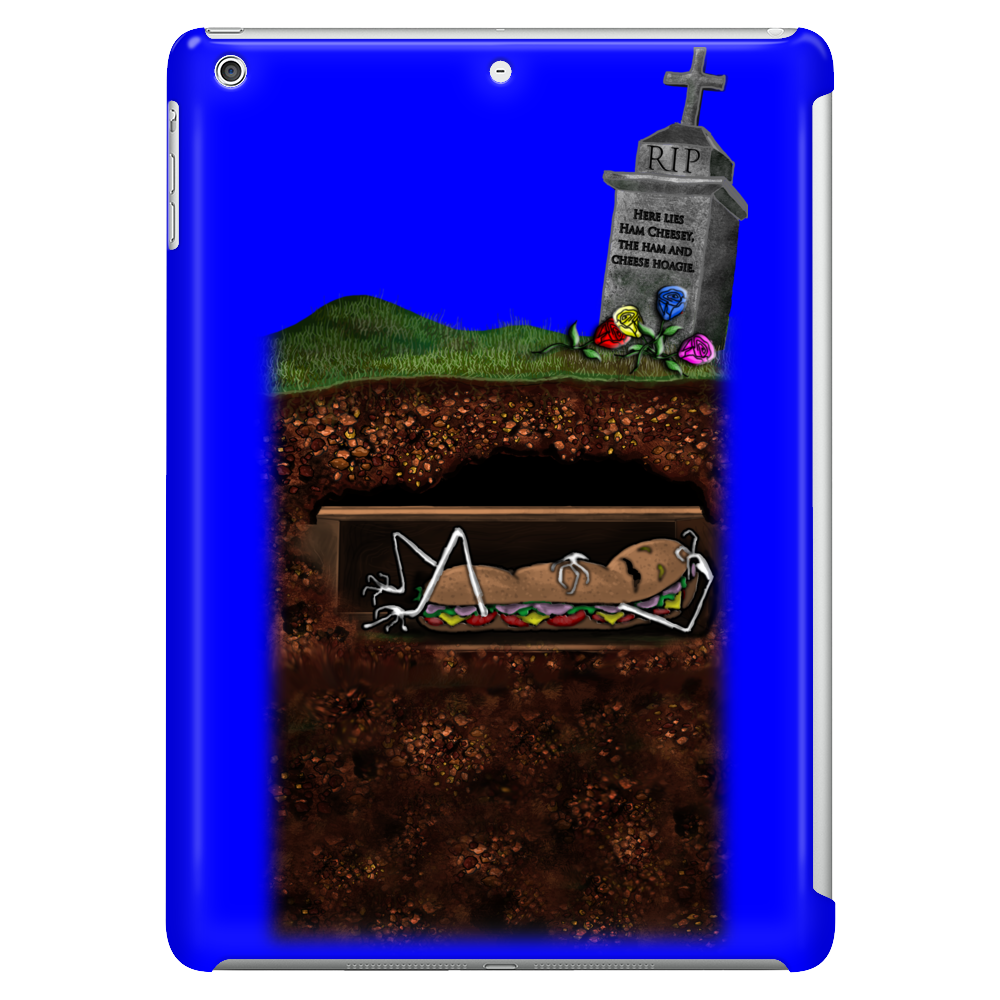Hoagie Rest Tablet (vertical)
