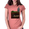 Hoagie Rest Womens Fitted T-Shirt