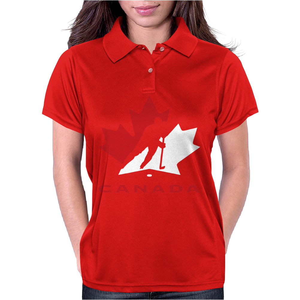 Hockey Canada Womens Polo