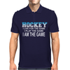 Hockey My Game Mens Polo