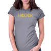 Hodor Game Of Thrones cool Womens Fitted T-Shirt