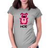 hoe Womens Fitted T-Shirt