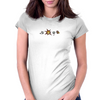 Hogwarts Houses Womens Fitted T-Shirt