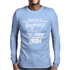 Hogwarts Lord Of The Rings Jedi Star Wars Mens Long Sleeve T-Shirt