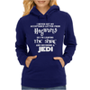 Hogwarts Lord Of The Rings Jedi Star Wars Womens Hoodie