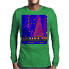 Hoiday Tree at Rockefeller Music Hall, New York City, NY Mens Long Sleeve T-Shirt