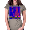 Hoiday Tree at Rockefeller Music Hall, New York City, NY Womens Fitted T-Shirt