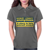 Hokey Cokey Anonymous, Ideal Birthday Gift Or Present Womens Polo