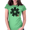 HOKKAIDO Japanese Prefecture Design Womens Fitted T-Shirt