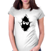 Hole Monster Womens Fitted T-Shirt