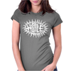 HOLE Womens Fitted T-Shirt