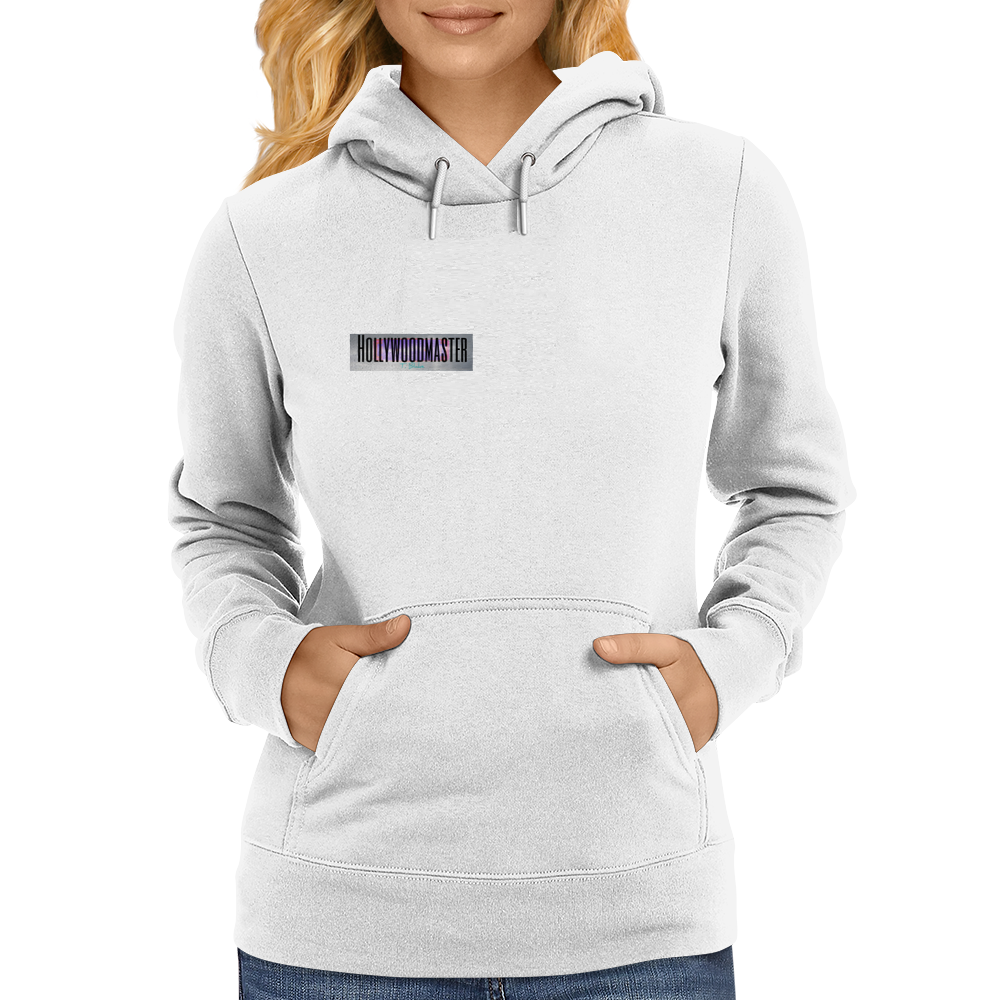Hollywoodmaster by Teon Blake  Womens Hoodie