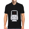 Holographic Sight Red Dot Scope White Mens Polo