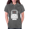 Holographic Sight Red Dot Scope White Womens Polo