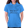 Holy Ghost Power Womens Polo
