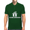 Home Brewer Mens Polo