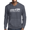 Home Is Where You Park It Mens Hoodie
