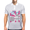 Homer mister Sparkle future Mens Polo