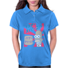 Homer mister Sparkle future Womens Polo