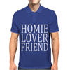 HOMIE LOVER FRIEND Mens Polo