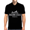 HOMIES PARIS Mens Polo
