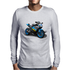 Honda Fireblade Mens Long Sleeve T-Shirt