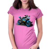Honda Fireblade Womens Fitted T-Shirt