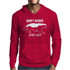 Honey Badger Don't Care Mens Hoodie