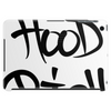 Hood Rich Typography Tablet